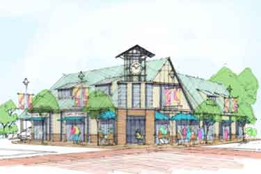 Town Center Planning Picture 1