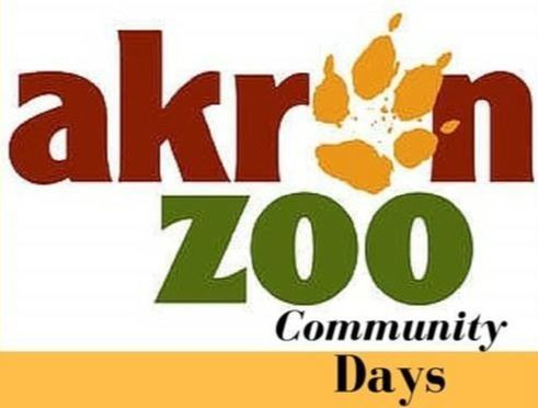 Akron Zoo Community Days image